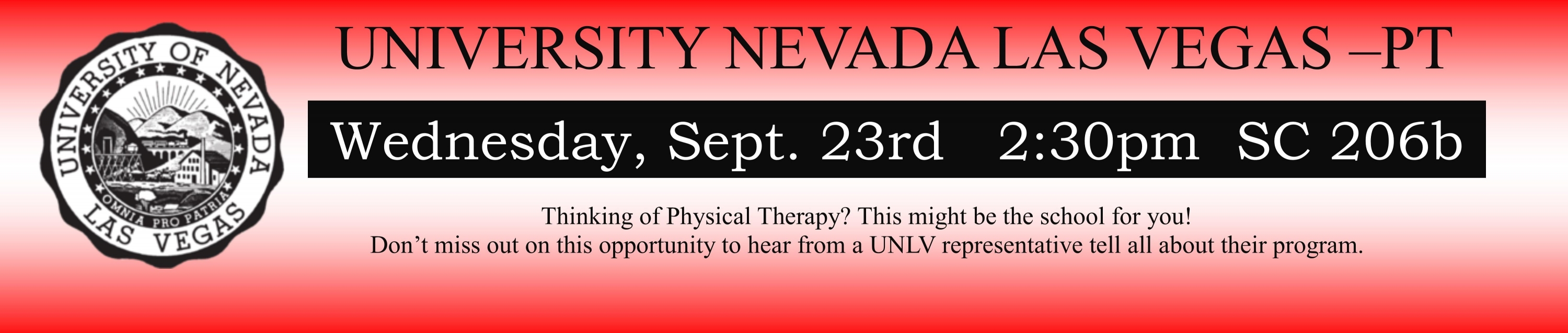 University of Nevada Las Vegas
