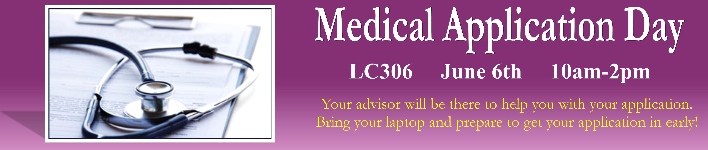 Med Application Day