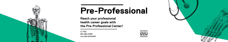 Pre-Professional