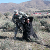 ROTC Participates in a joint leadership exercise with BYU, SUU and Dixie.