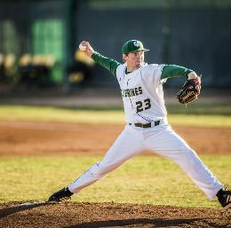 UVU Baseball Pitcher