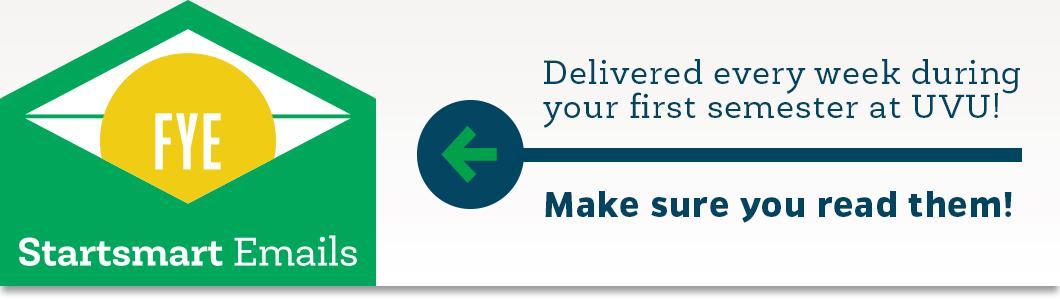 FYE - Start Smart emails