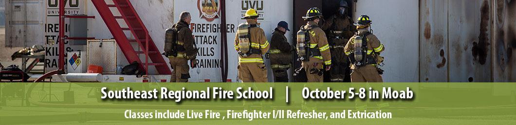 Southeast Regional Fireschool