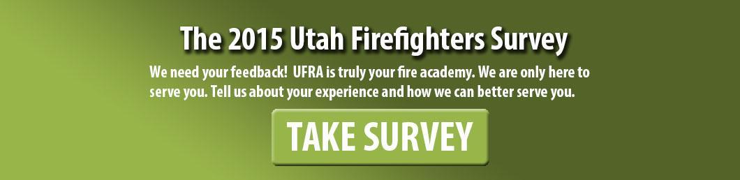 UFRA Utah Firefighters Survey