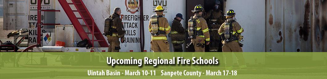 Regional Fire Schools