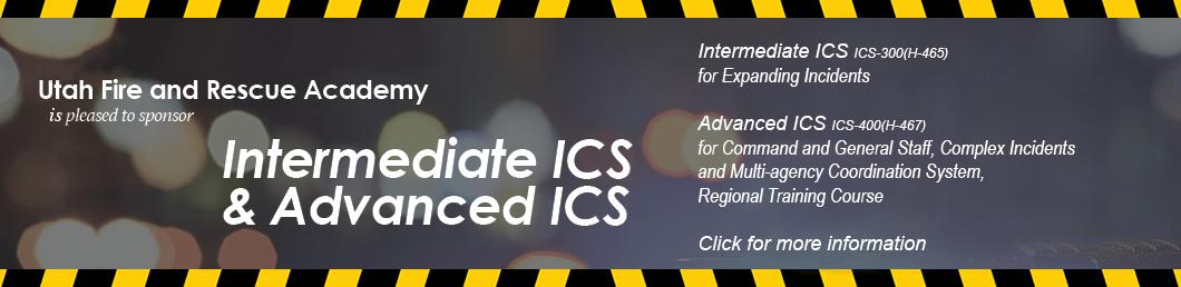 Advance ICS training Courses