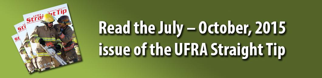 UFRA Straight Tip Magazine