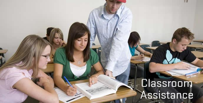 Classroom Assistance