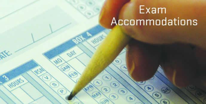 Exam Accommodations