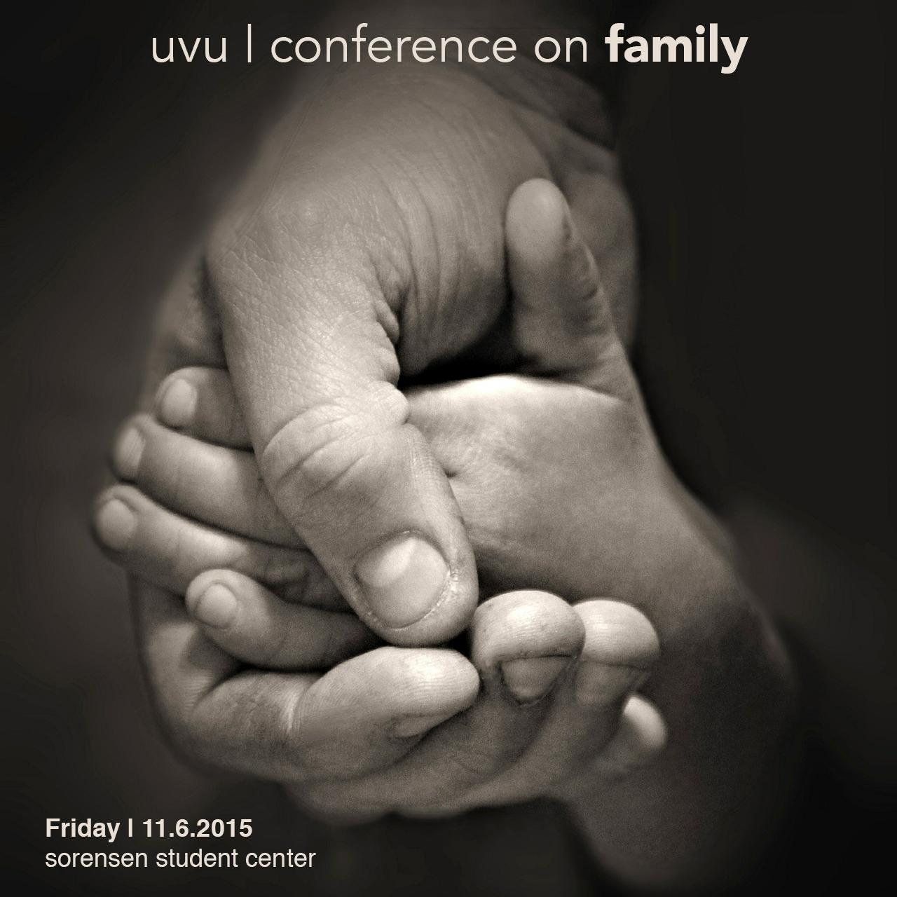 2015 UVU Conference on Family Scheduled for November 6