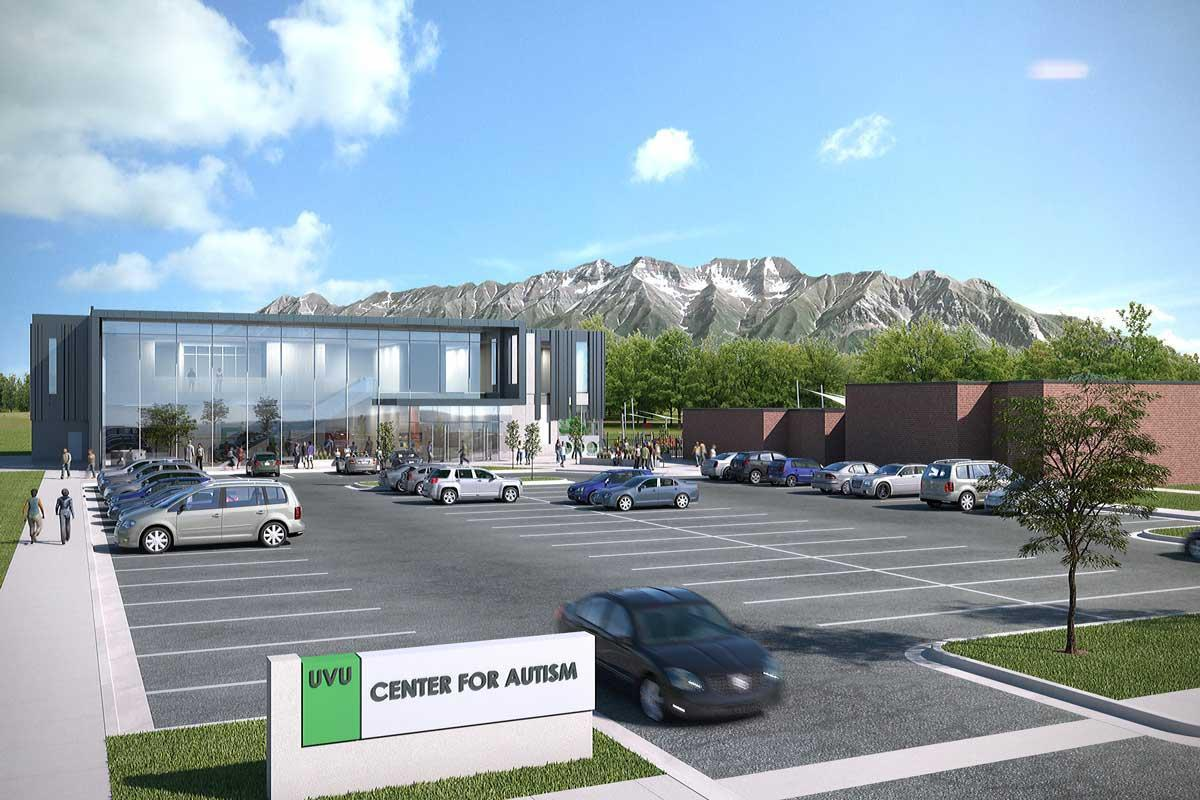 UVU Announces New Autism Building