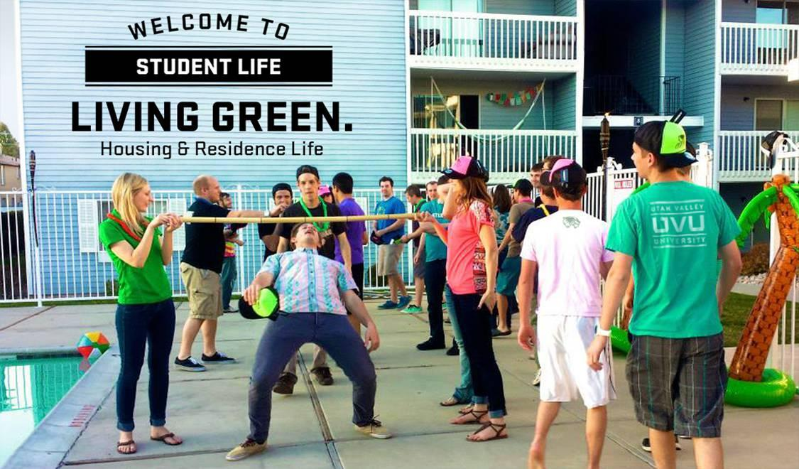 Housing and Residence Life - Living Green