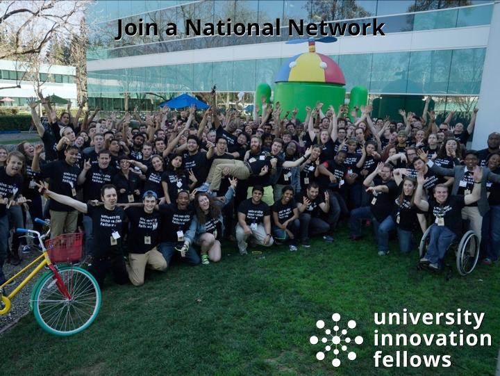 Join a National Network