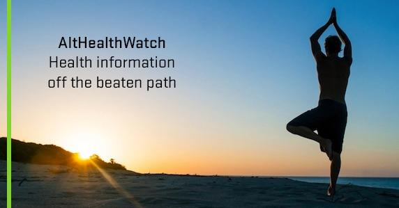 Ad for AltHealthWatch database