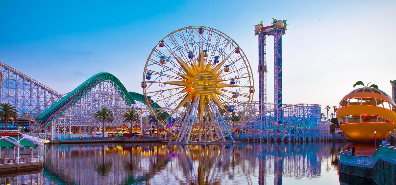 Hospitality Management - Amusement Park