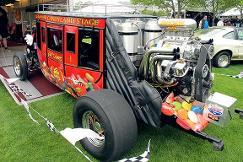 stagecoach car