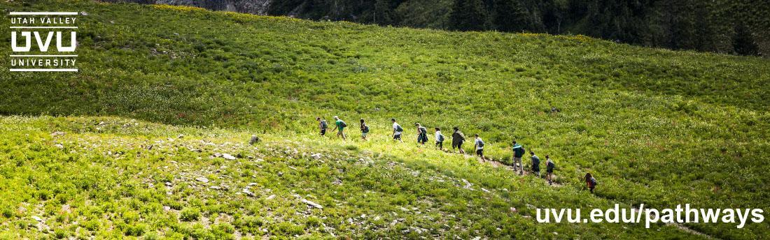 Hiking Timp