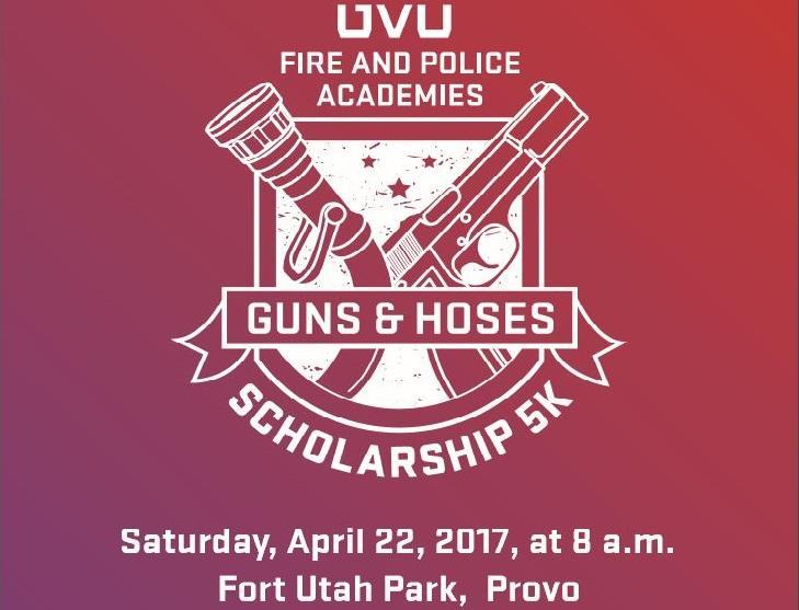 Guns and Hoses 5k Registration