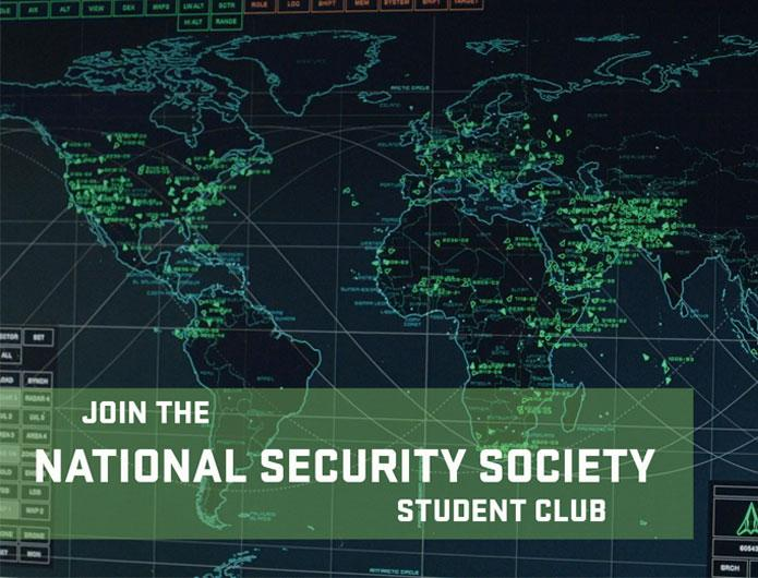 Join the National Security Society club