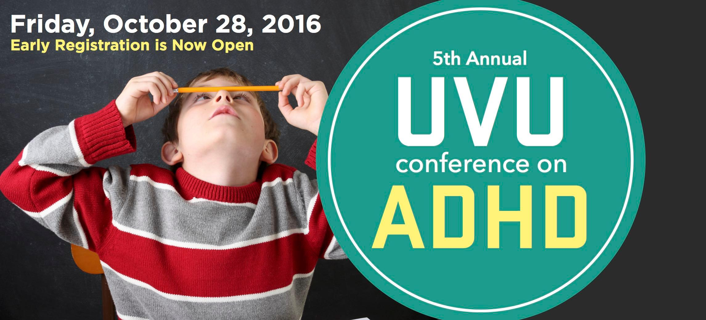 UVU ADHD Conference