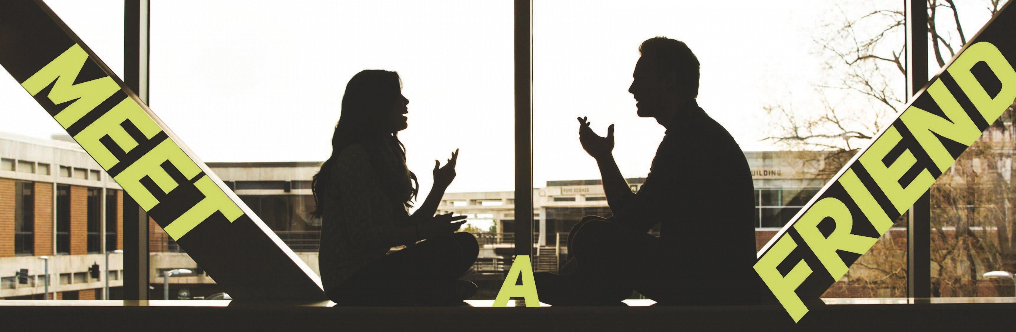 Meet New Friends through English Conversation Club.