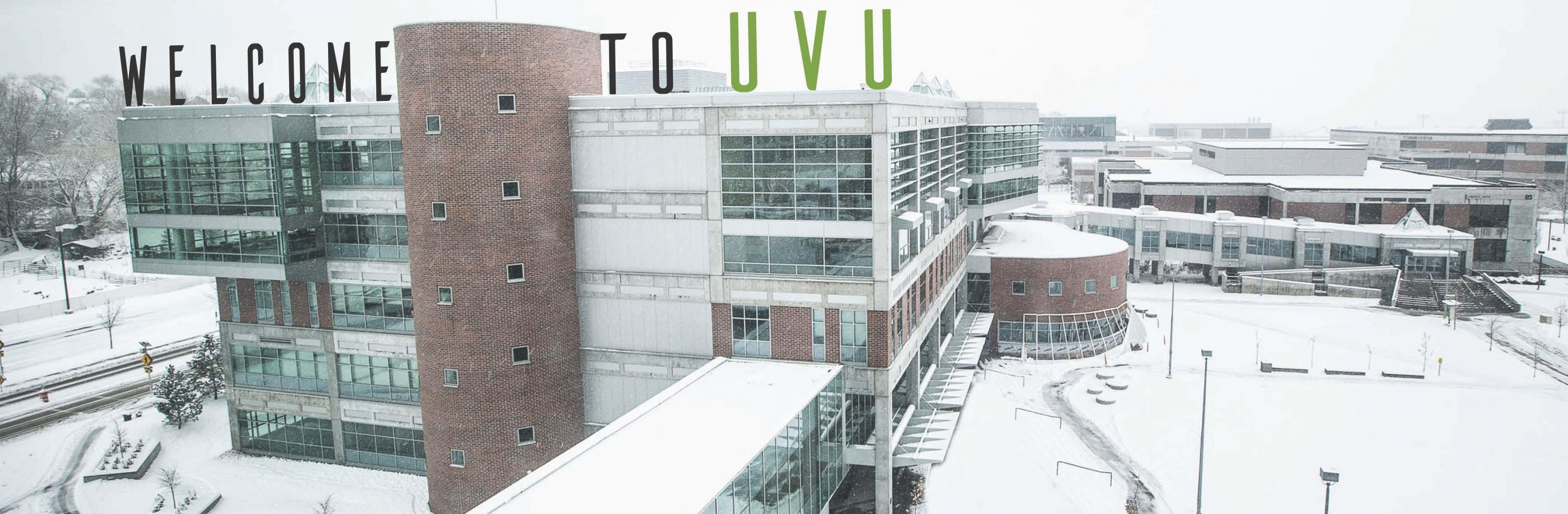 Welcome to UVU - Winter