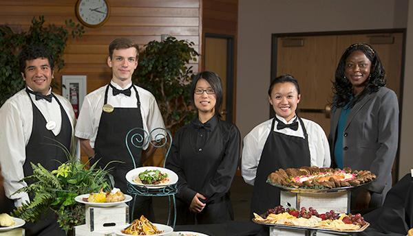 Catering Services employees
