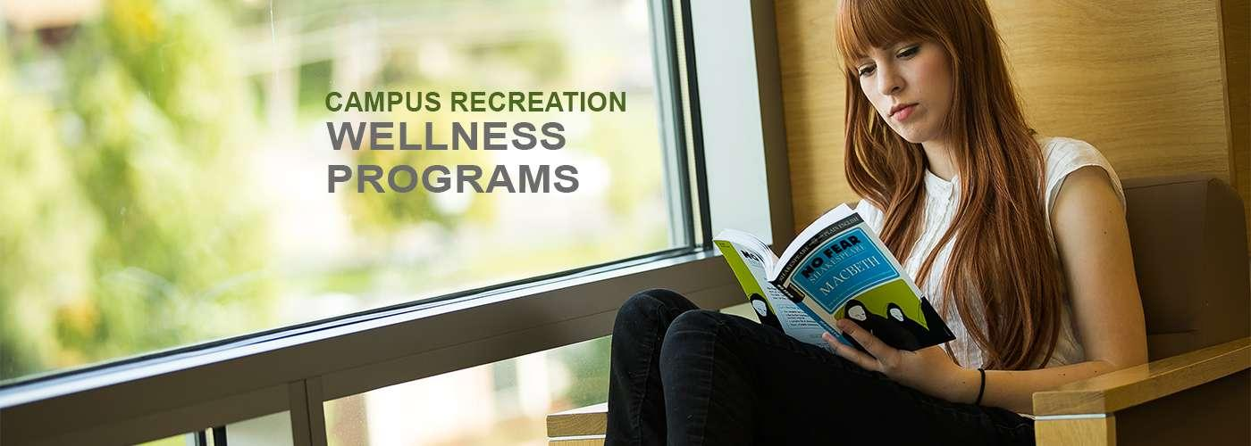 Campus Recreation - Wellness Programs