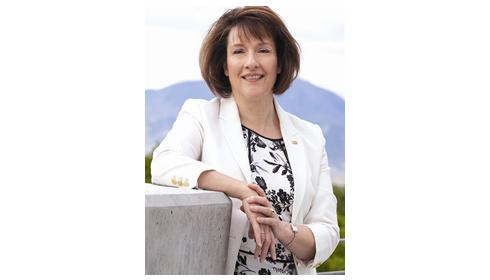 Susan Speirs, CEO.