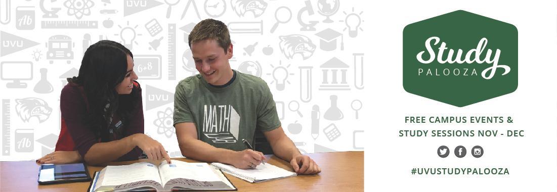 Study Palooza  Study Sessions