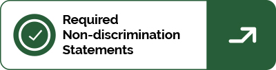 Required Non-Discrimination Statements