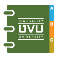 UVU PhoneBook App Icon