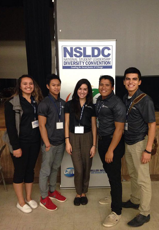 nsldc group photo of students
