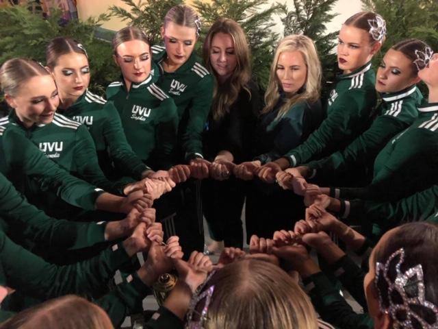 UVU Dance Team Wins National Championship