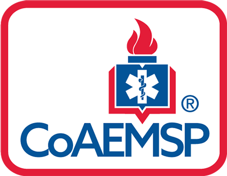 Logo of Committee on Accreditation of Educational Programs for the EMS Professions