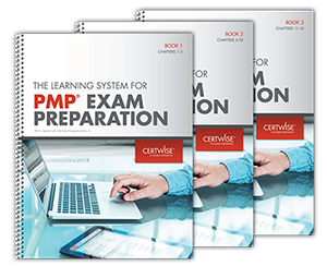 Project Management Professional textbooks