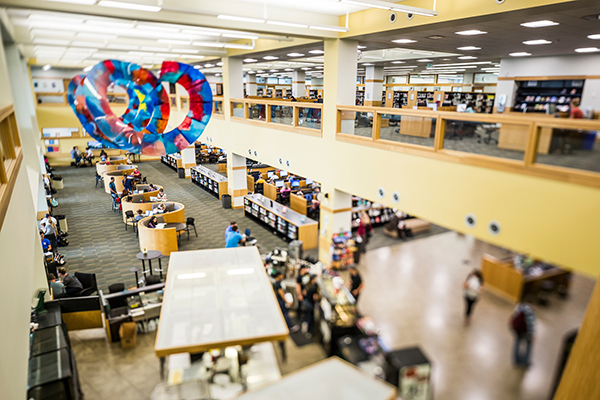 Uvu Fulton Library In Room