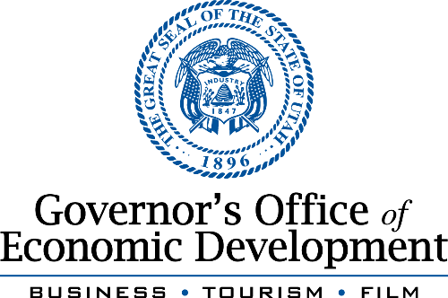 Utah Governor's Office of Economic Development logo