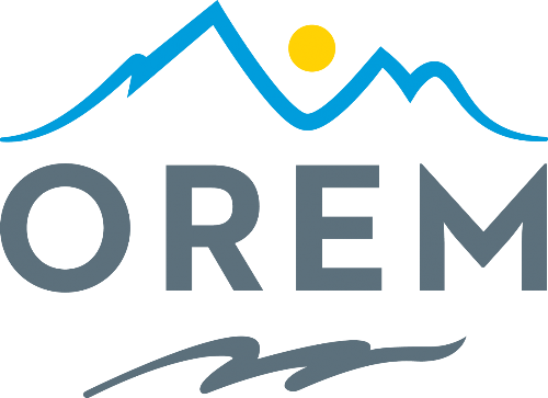 City of Orem logo