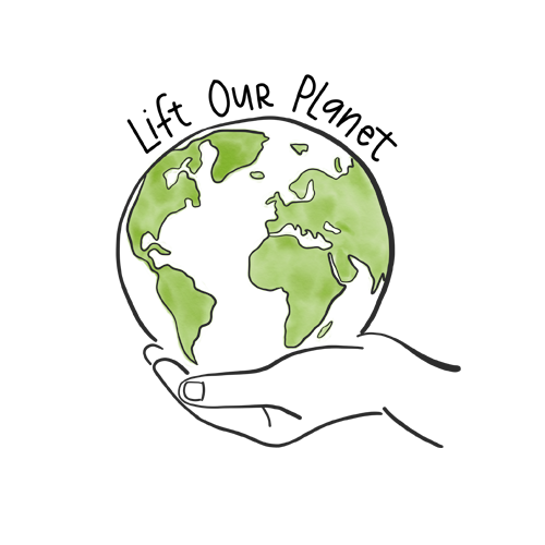Lift Our Planet Logo Image